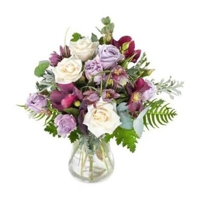 "Bukiet ""Ogniste tulipany"""