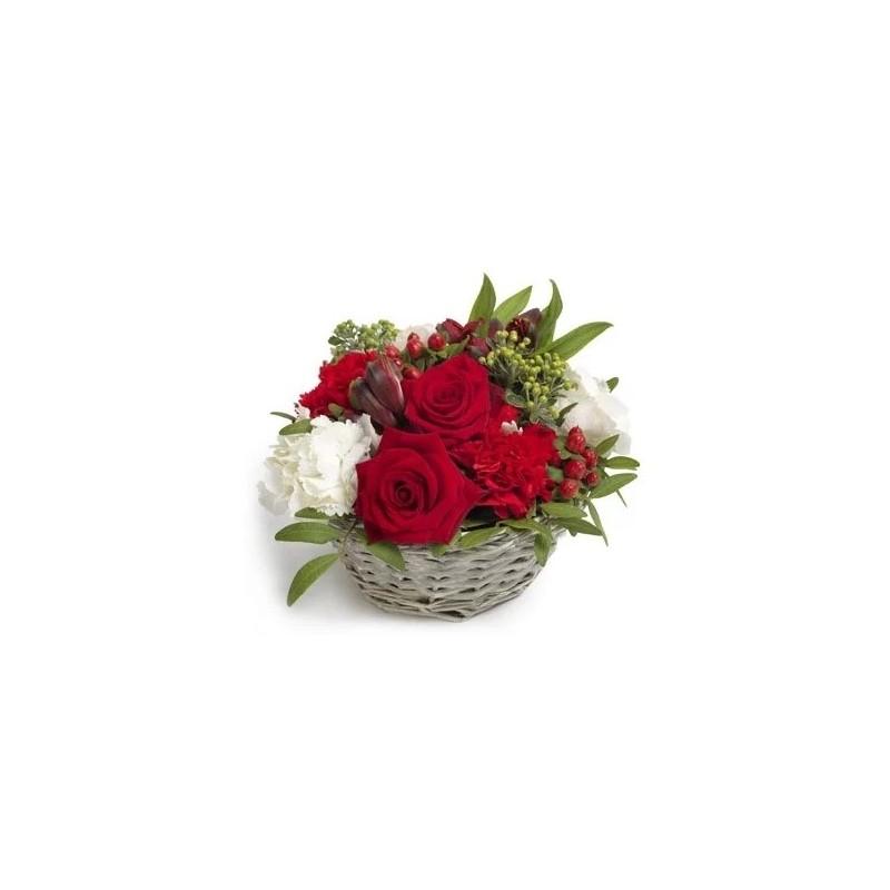 Walentynkowe Słodkie Pudełko